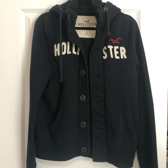 Hollister Jackets   Blazers - Hollister Winter Coat 89ef70d3b